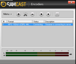 Encoder ready