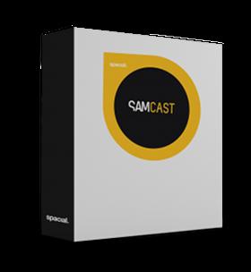 Streamen mit SAM Cast