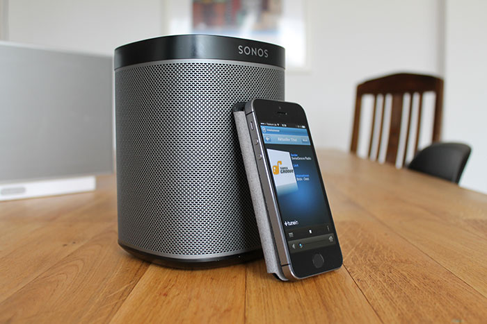 RauteMusik über Sonos hören